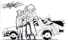 BACK TO THE FUTURE by ~RM73 on deviantART