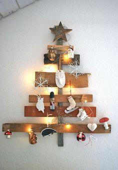 Holztannenbaum 1