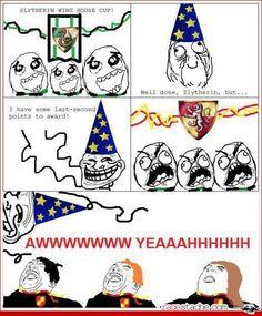 I love Harry Potter! :))