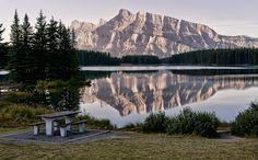 Two Jack Lake by Jeff R. Clow