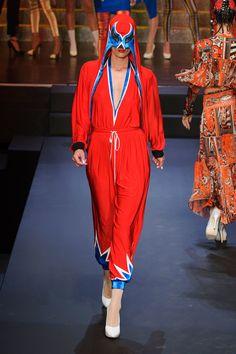 Jean Paul Gaultier Spring 2015