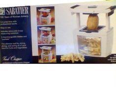 http://amzn.to/XV9BYE: Sabatier Food Chopper (white): Kitchen & Dining