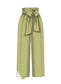 Patron de pantalon - McCall's 7661