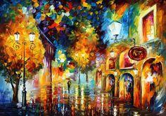 SWEET DREAMS - LEONID AFREMOV by Leonidafremov.deviantart.com on @deviantART