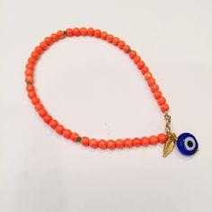 Evil Eye Beaded Bracelet | Ambhasaa
