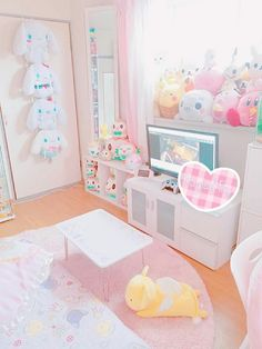 37 Inspirational pastel room color ideas Nice look 38 beautiful pastel room decor ideas for beautiful beautiful pastel room decor ideas for beautiful bedrooms❤ Blippo Kawaii Shop ❤❤ Blippo Kawaii Shop Inspirational pastel