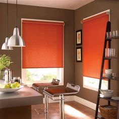 Creative And Inexpensive Cool Ideas: Kitchen Blinds Crown Moldings bathroom blinds house.Roll Up Blinds Black diy blinds simple.Blinds For Windows Grey Walls. Blinds For Large Windows, Wooden Window Blinds, Vertical Window Blinds, Wood Blinds, Diy Blinds, Fabric Blinds, Curtains With Blinds, Sheer Blinds, Blinds Ideas