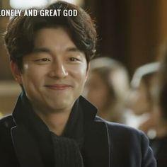 【Goblin】【Review 114】【EP 15】Ohhhhhhh his expression is so cute  #Goblin#KimShin#GongYoo#GongJiChul#JiEunTak#KimGoEun#WangYeo#LeeDongWook#YooInNa#YookSungJae#SungJae#couple#beautiful#cute#sweet#girl#handsome#cool#boy#love#smile#happy#fashion#쓸쓸하고찬란하神도깨비#도깨비#공유#김고은#이동욱#유인나#육성재