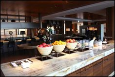 The Shilla - Executive Lounge (Seoul)