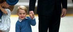 George d'Angleterre: Au Canada, ne l'appelez plus baby George!