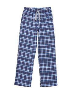 SANETTA Pyjamahose mit Karomuster in Blau / Türkis online kaufen (9523006)   P&C Online Shop