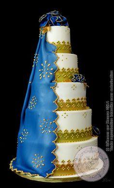Gâteau de mariage, le bonheur de votre mariage