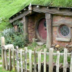 The Shire, Hobbiton, Matamata, NZ.