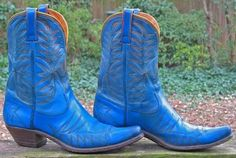 : Acme Custom Cowgirl Boots