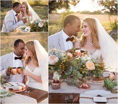 Rustic Styled Texas Wedding Shoot by Dawn Elizabeth Studios