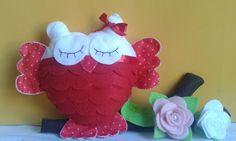 Corujinha para decoração de festa ou de quartinho!!!