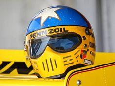 Johnny Rutherford - Indycar Pennzoil Simpson