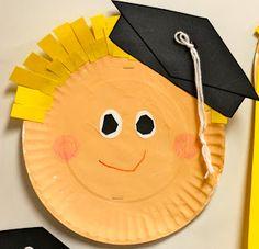 Cute craft for kindergarten graduation