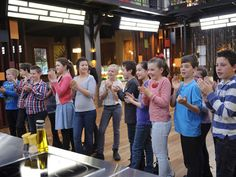 Junior MasterChef 2011 Finale | MasterChef Australia - need to check out this show - I think Noah would enjoy watching it