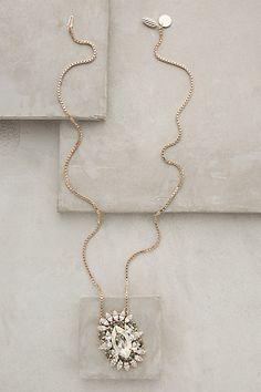 sparkle - vintage modern pendant