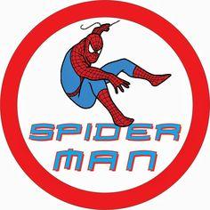 Passatempo da Ana: Kit- Homem Aranha