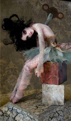 Forgotten Doll 2 by wingdthing.deviantart.com on @deviantART