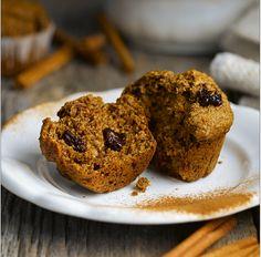 All-Bran™ Cinnamon Raisin Muffins Recipe - When the weather is frightful, the cinnamon and molasses in these muffins make them a pure delight. #AllBran #Recipe #Cinnamon #Raisin #Muffin #Fall #FallFlavours #Fibre