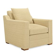Raymond Club Chair - Chairs / Ottomans - Furniture - Products - Ralph Lauren Home - RalphLaurenHome.com