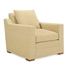 Raymond Club Chair - Chairs / Ottomans - Furniture - Products - Ralph Lauren Home - RalphLaurenHome.com