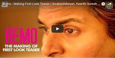 Remo - Making First Look Teaser | Sivakarthikeyan, Keerthi Suresh | Anirudh Ravichander
