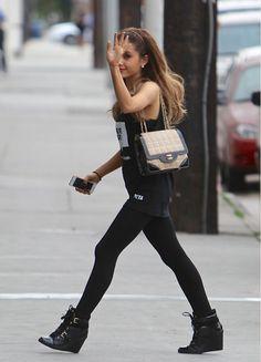 Ariana Grande Headba