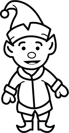 click on the below best printable christmas elf coloring pages to rh pinterest com