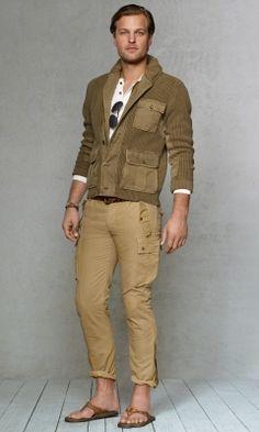 Plaited Shawl-Collar Cardigan - Polo Ralph Lauren Cardigan & Full-Zip - RalphLauren.com
