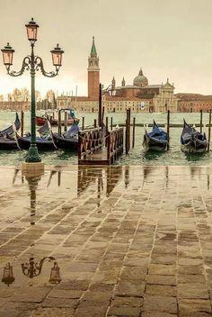 Venice Italy #travel #water