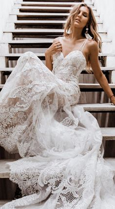 From Kate Gubanyi Wedding Dress Collection #weddingdress