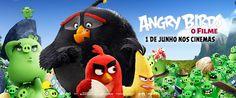 Rímel, batom e avental: Angry Birds by ZIPPY