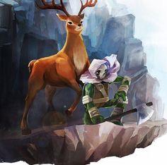 Donnie spirit quest TMNT