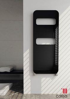 Special Design Aluminium Heated Towel Rails Radiator Carisa Fori