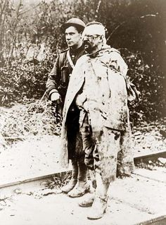World War I Wounded Soldier