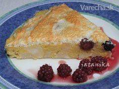 Pšenový koláč (fotorecept)