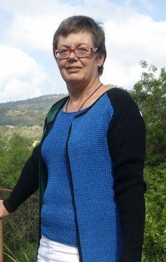 RIBERA, Italian designerhandknitting from domoras