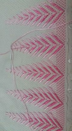 Swedish Embroidery, Hand Embroidery, Huck Towels, Swedish Weaving Patterns, Bargello, Rococo, Needlework, Projects To Try, Cross Stitch