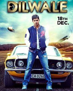 Dilwale Poster - Varun Dhawan