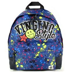 Vingino Rugzak Valda bag Blue