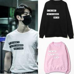 Kpop GOT7 Sweater JR. Sweatershirt Unisex Hoodie Junior Pullover Fly #ALLKPOPER