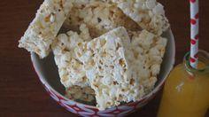 Popcorn slice