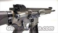 """LWRC M6 IC Enhanced Individual Carbine 5.56 NATO 16"""" Spiral Barrel Patriot Brown - PMAGS INCLUDED  Tactical Rifles Misc."""