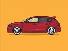 22+ Bening Mazda