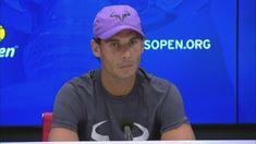 Rueda de prensa ofrecida por el tenista español Rafael Nadal tras ganar el US Open 2019