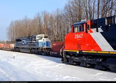 RailPictures.Net Photo: CN 8100 Canadian National Railway SD70ACe-P6 at Saginaw, Minnesota by Dave Schauer